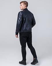 Braggart Youth | Куртка осенняя 4055 темно-синий, фото 3