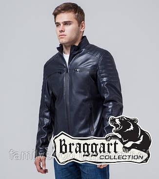 Braggart Youth | Куртка осенняя 3645 темно-синий, фото 2