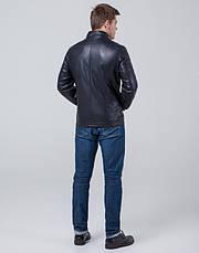 Braggart Youth | Куртка осенняя 3645 темно-синий, фото 3