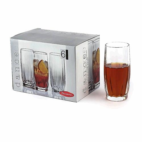 Набор стаканов для сока Dance (6шт)  320мл
