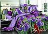 Комплект постельного белья Евро поликоттон TAG XHY226