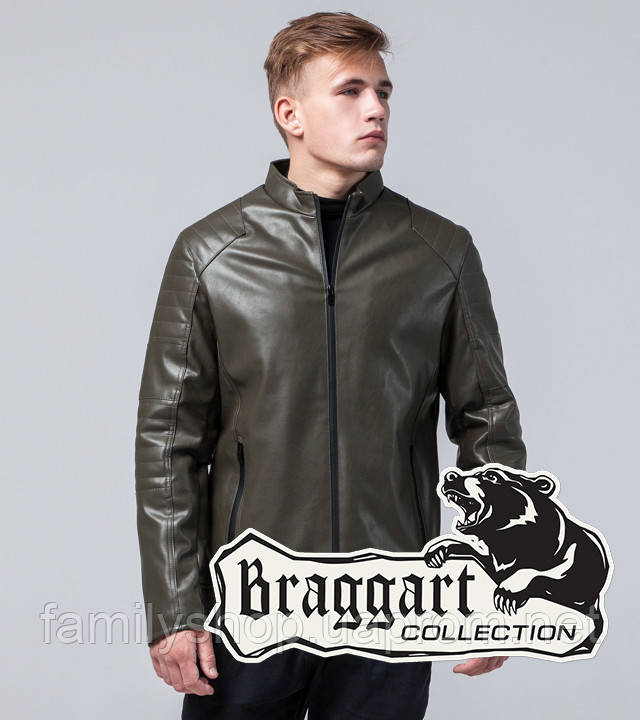Braggart Youth | Куртка на осень 4327 хаки