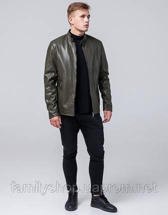 Braggart Youth | Осенняя куртка 2193 хаки, фото 2