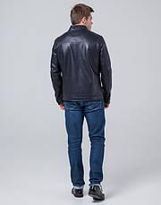 Braggart Youth | Куртка осенняя 4834 темно-синий, фото 3
