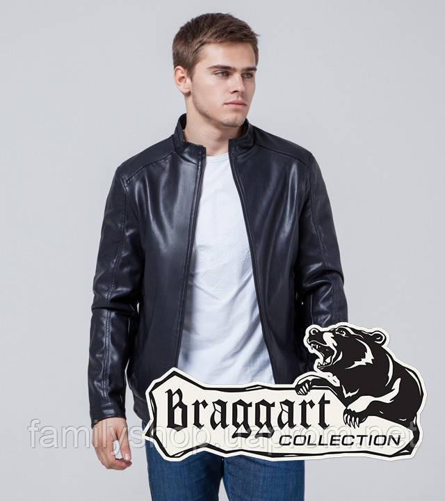 Braggart Youth | Осенняя куртка 1588 темно-синий