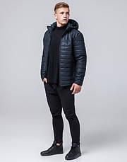 Braggart Youth | Куртка осенняя 3357 темно-синий, фото 2