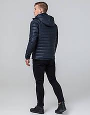 Braggart Youth | Куртка осенняя 3357 темно-синий, фото 3