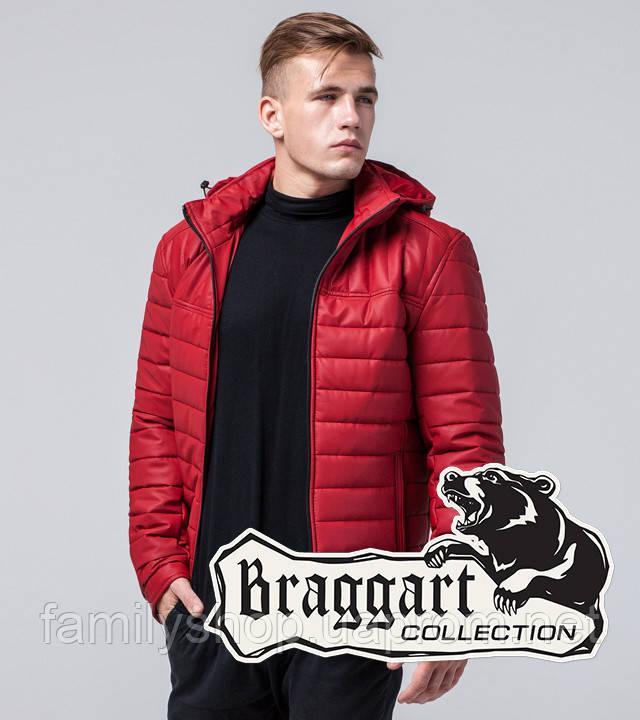 Braggart Youth   Осенняя куртка 3357 красный