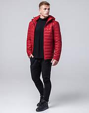 Braggart Youth   Осенняя куртка 3357 красный, фото 2