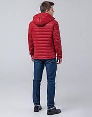 Braggart Youth | Куртка экокожа 2260 красный, фото 3