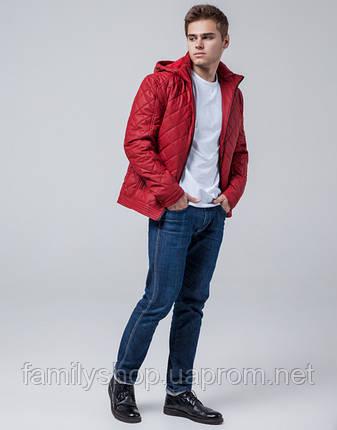 Braggart Youth   Куртка на осень 2072 красный, фото 2