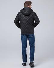 Braggart Youth | Куртка осенняя 2072 черный, фото 3
