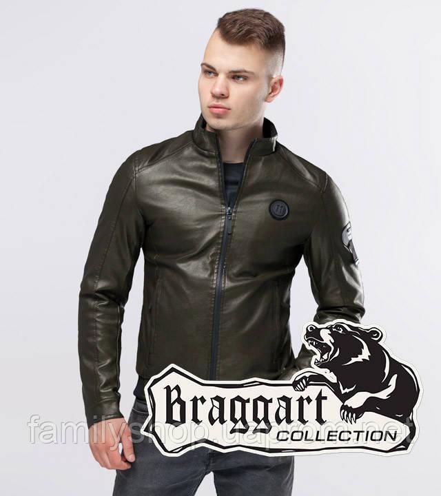 Braggart Youth | Осенняя куртка 43663 хаки