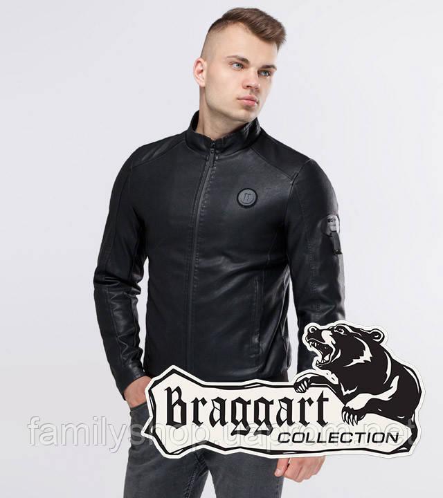 Braggart Youth | Куртка осенняя 43663 черный