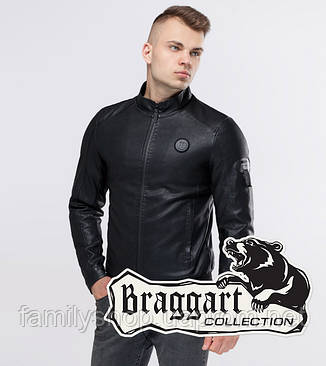 Braggart Youth | Куртка осенняя 43663 черный, фото 2