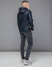 Braggart Youth | Куртка осенняя 15353 темно-синий, фото 3
