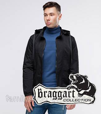 Braggart Youth | Ветровка осенняя 38399 черный, фото 2