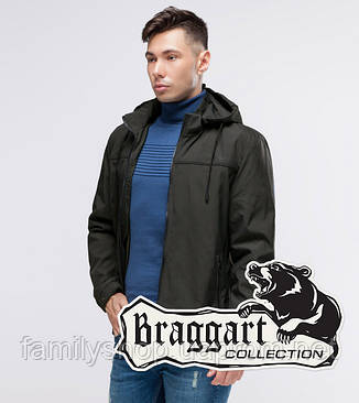 Braggart Youth | Осенняя ветровка 44880 зеленый, фото 2