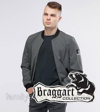 Braggart Youth | Бомбер осенний 25572 серый, фото 2