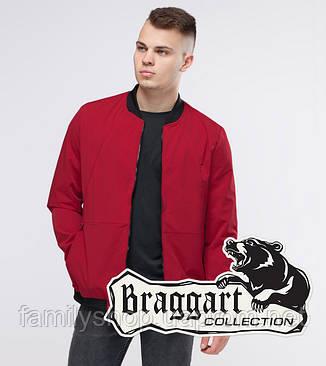 Braggart Youth | Осенний бомбер 43755 красный, фото 2
