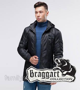 Braggart Youth | Демисезонная парка 45532 черный, фото 2