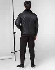 Braggart Youth | Куртка демисезонная 52121 черный, фото 3