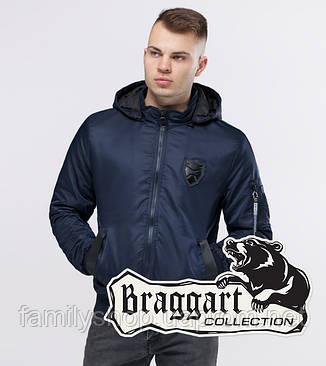 Braggart Youth | Бомбер осенний 10790 темно-синий, фото 2
