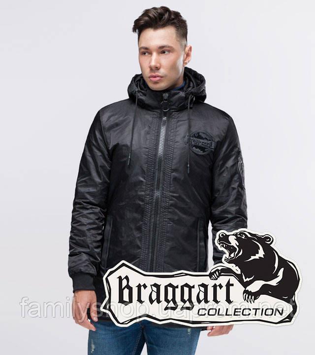 Braggart Youth   Демисезонная куртка 19740 черный