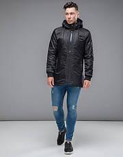 Braggart Youth   Демисезонная куртка 19740 черный, фото 2