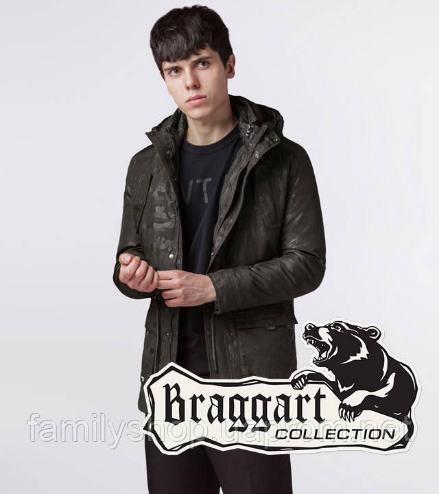 Braggart Youth | Демисезонная куртка 12121 хаки