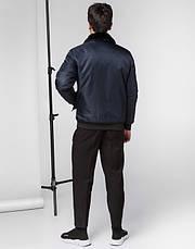 Braggart Youth | Демисезонная куртка 52121 темно-синий, фото 3