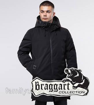 Braggart Youth | Осенняя парка 25650 черный, фото 2