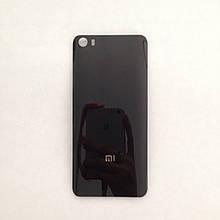 Задняя крышка Xiaomi Mi5 Black