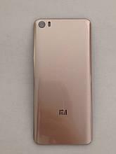 Задняя крышка Xiaomi Mi5 Gold
