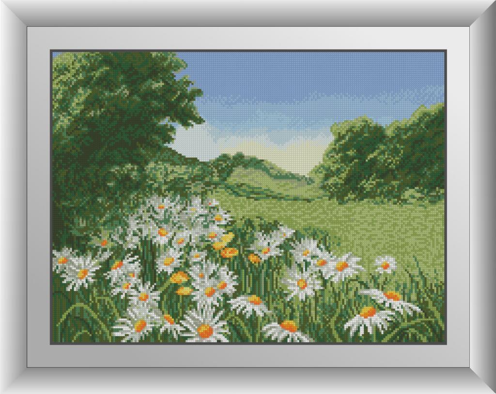 Алмазная живопись Родными тропинками Dream Art 30866 (37 x 50 см)