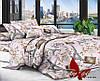 Комплект постельного белья полуторный поликоттон TAG XHY948