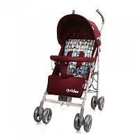 Коляска-трость Babycare Rider SB-0002 Red в льне - 155940