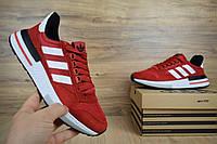 Adidas ZX 500 красные кроссовки мужские адидас кросовки кеды