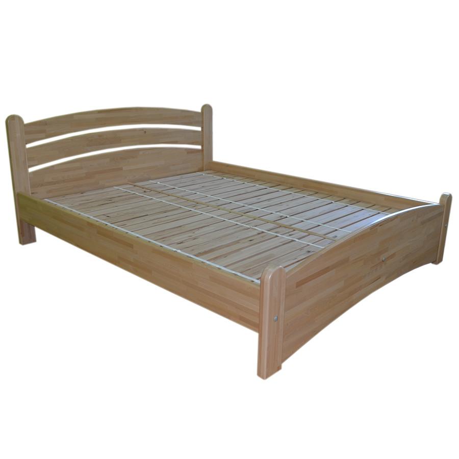 """Ліжко """"КЕЛЛІ"""", бук, прозорий"""