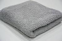 Полотенце для лица махровое Mahrof Store 550 гр/м2, 50х100 см серое