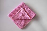 Махровое кухонное полотенце Mahrof Store 30х30 см розовый зефир