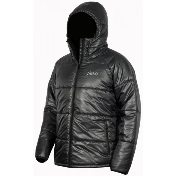 Водозащитная спортивная куртка NEVE TRANGO черная