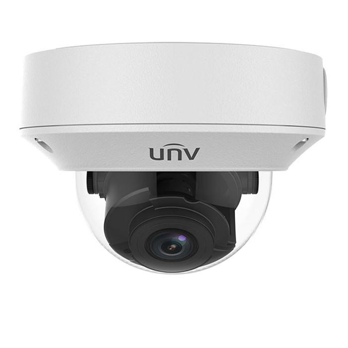 4 Мп купольна IP-відеокамера Uniview IPC3234LR3-VSPZ28-D