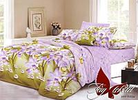 Комплект постельного белья  двуспальный TAG поликоттон XHY1634