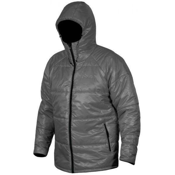 Водозащитная спортивная куртка NEVE TRANGO серая