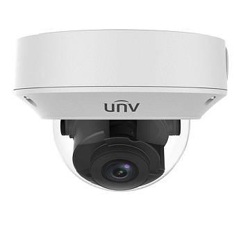 8 Мп купольна IP-камера Uniview IPC3238SR3-DVPZ (2.8-12 мм)