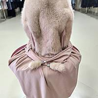 Пісочний норковий платок