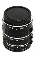 Макрокольца металлические для Nikon