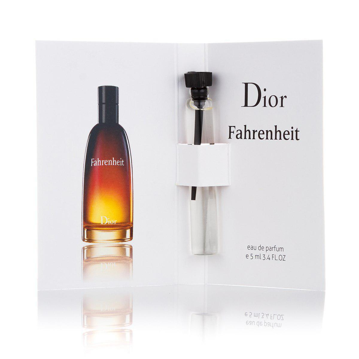 Dior Fahrenheit (м) 5 ml