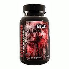 Жиросжигатель KillerLabz Exterminator 45cps